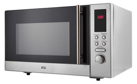 ECG MTD 231 S - mikrovlná trouba; 310510954958
