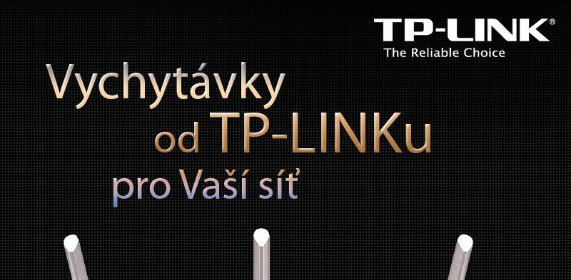 Vychytávky od TP-Linku