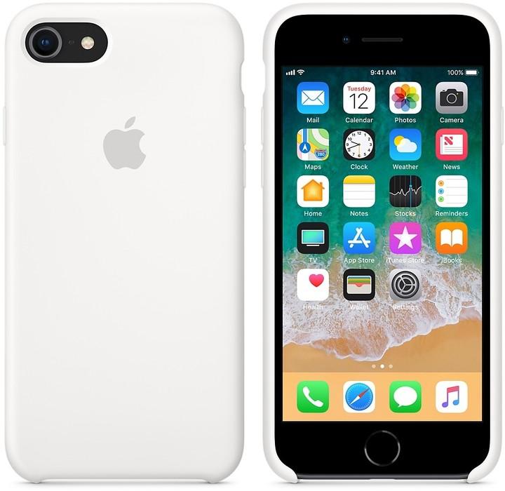 Apple silikonový kryt na iPhone 8 7 f7a136fba86