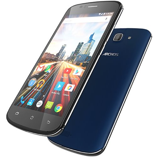 Archos 50 D Helium: Presented New LTE Smartphone