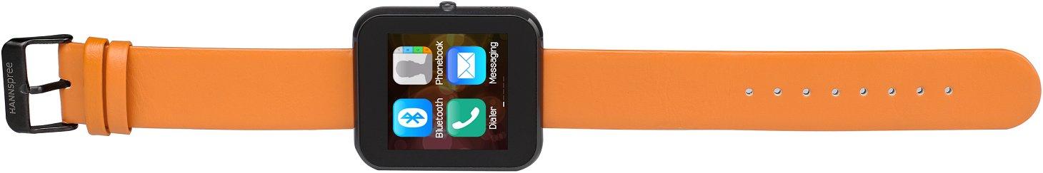 4affc729c Chytré hodinky HANNSPREE Smartwatch LEGEND | ExaSoft.cz