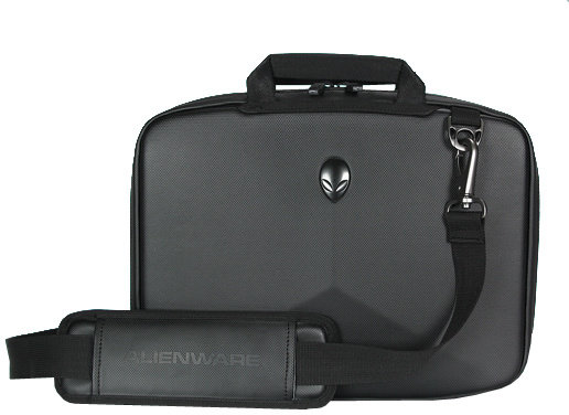 DELL AlienWare Vindicator 17 Slim Carying Case Black  brašna na notebook  pro  notebooky až 17.3