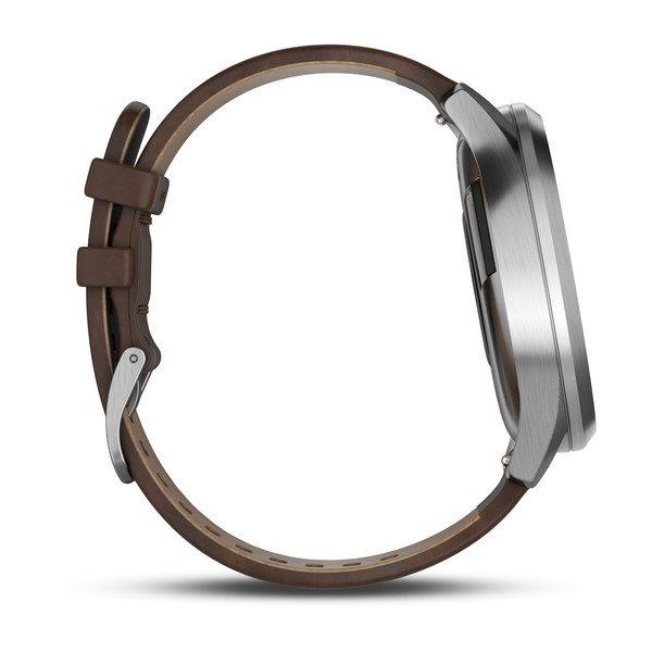 4a471ec5f1f Garmin vívoMove Optic Premium Silver (velikost L)
