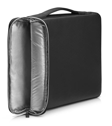 "HP Carry - black + silver (17,3"")"