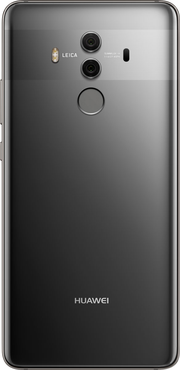 huawei mate 10 pro dual sim gray. Black Bedroom Furniture Sets. Home Design Ideas