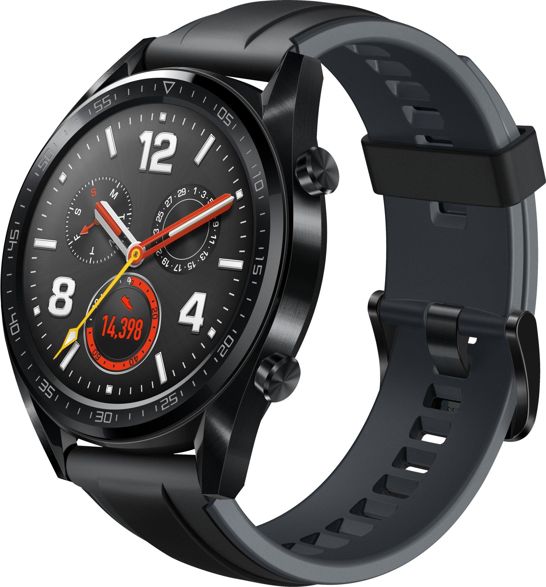 c177c3ea4 Huawei Watch GT Sport, černá | ExaSoft.cz