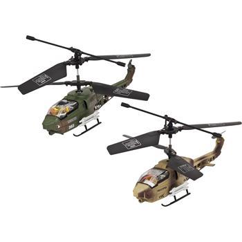 BUDDY TOYS BRH 317F10 RC vrtulníky, 2ks; BRH 317F10