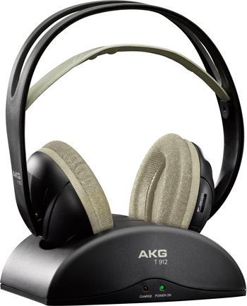 AKG K912 - sluchátka bezdrátová