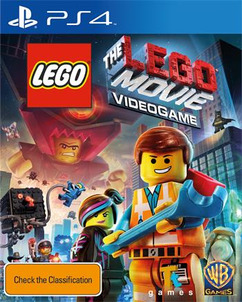 PS4 LEGO Movie Videogame; 5051892165440