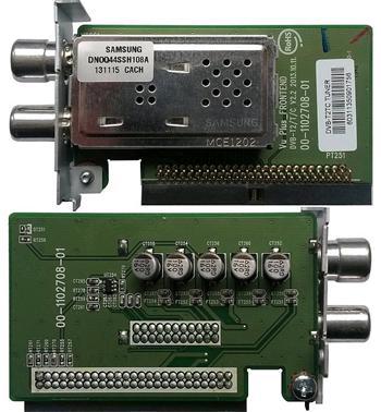 Vu+ Hybridní tuner DVB-T/T2 a DVB-C pro přijímače Vu+ DUO2, UNO a ULTIMO