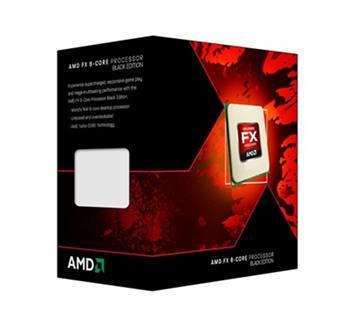 AMD FX-8350 8core Box ; FD8350FRHKBOX