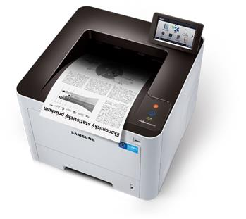Samsung SL-M4020NX - Černobílá laserová tiskárna