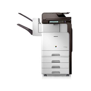 Samsung CLX-8650ND - Barevná multifunkční laserová tiskárna s duplexem (DADF)