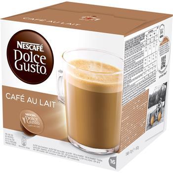 NESCAFÉ Dolce Gusto CAFE AULAIT - kapsle