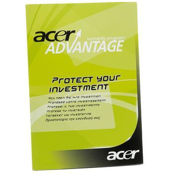Acer záruka - SV.WPCAF.B05; SV.WPCAF.B05