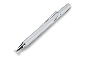 ICONIA FINE WRITING CAPACITIVE STYLUS PEN - SILVER NP.OTH11.008; NP.OTH11.008