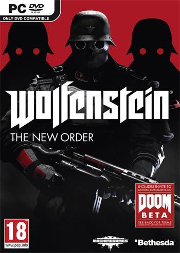 PC Wolfenstein: The New Order