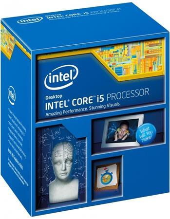 Intel Core i5-4690; BX80646I54690