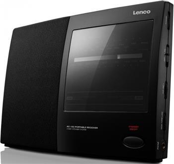 Lenco MPR-031 - rádiopřijímač s analogovým tunerem