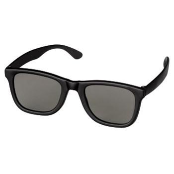 Polarizační 3D brýle, matná černá; 109804