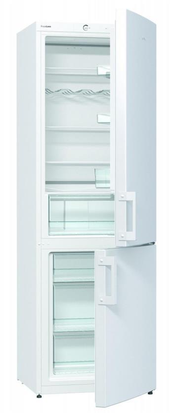 Gorenje RK 6191 AW - kombinovaná chladnička; RK 6191 AW