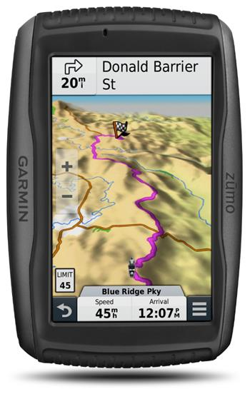 Garmin zümo 590 Europe Lifetime; 010-01232-02