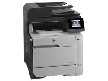 HP LaserJet Pro Color MFP M476dn; CF386A#B19