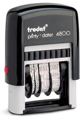 Razítko Trodat 4800