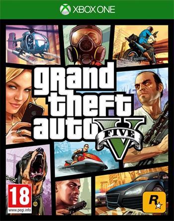 XONE Grand Theft Auto V (GTA 5); 5026555284080