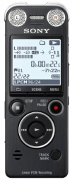 Sony ICD-SX1000,černý
