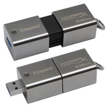 Kingston 512GB DataTraveler HyperX USB 3.0; DTHXP30/512GB