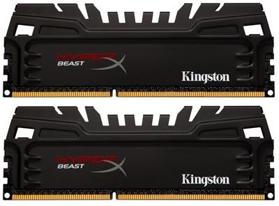 Kingston 8GB 2133MHz HyperX XMP Beast, 2x4GB; HX321C11T3K2/8