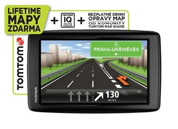 TomTom Start 25 Regional Lifetime; 1EN5.030.00