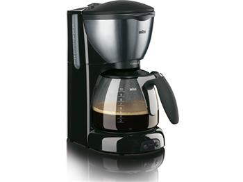 BRAUN KF570 CaféHouse Pure AromaDeluxe ; KF570