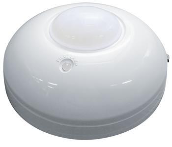 PIR senzor (pohybové čidlo) INFRA - bílá barva