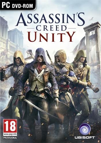 PC Assassin's Creed: Unity; USPC000780