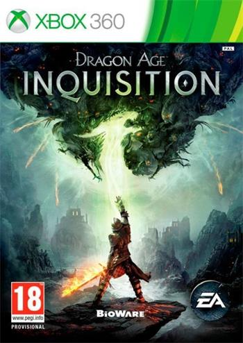 X360 Dragon Age: Inquisition