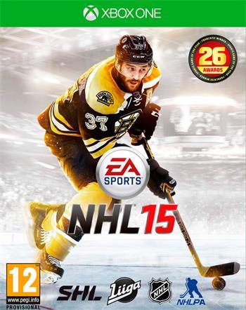 XONE NHL 15; EAX3545000