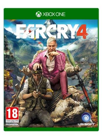 XONE Far Cry 4