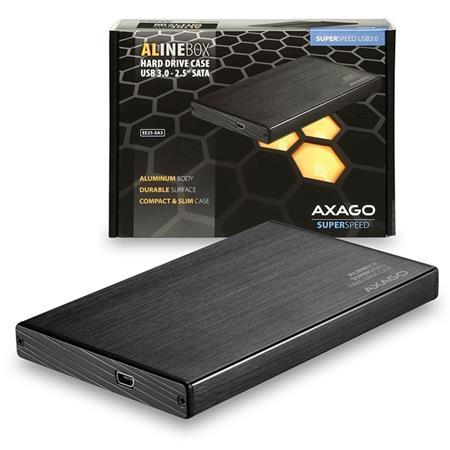 "AXAGON USB3.0 - SATA 2.5"" externí ALINE box; EE25-XA3"