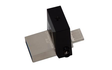 Kingston 16GB DT MicroDuo USB 3.0 micro USB OTG