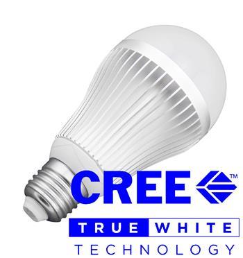 LEDme LED CREE žárovka 10W E27 240V Denní bílá