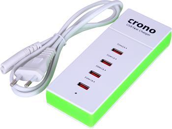 Crono USB nabíječka pro telefony a tablety ; CB10055