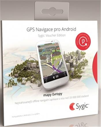 Sygic GPS Navigation; WSN-006