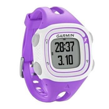 Garmin Forerunner 10 Violet and White (vel. S)