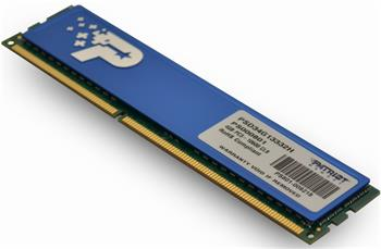 PATRIOT 4GB DDR3 (1333Mhz) CL9 s chladičem