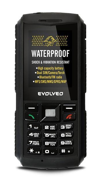 EVOLVEO StrongPhone X1; SGP-X1