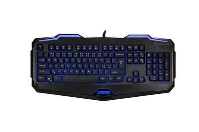 Crono CK2110 herní podsvětlená klávesnice ; CK2110