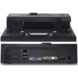 Dell Simple E-Port II Replicator docking, (452-11424); 452-11424
