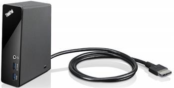 Lenovo ThinkPad OneLink Dock - černý (4X10A06083) 4X10A06083Lenovo ThinkPad OneLink Dock; 4X10A06083